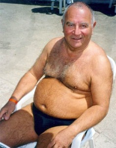 Os grisalhos gordinhos - Chubby Daddies