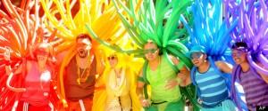 APTOPIX Gay Pride