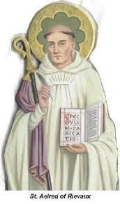 St. Aelred of Rievaulx