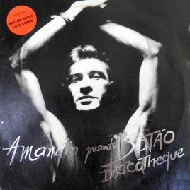 Amandio Presents Sotão Discotheque - Capa 1
