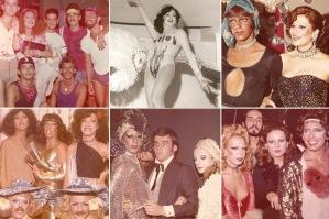 O nascimento da noite gay em São Paulo é contado em prosa e verso em novo documentário de Lufe Steffen. Nas fotos acima, cenas das boates Medival e Corintho nos anos 70 e 80 Créditos: Acervo pessoal de Elisa Mascaro
