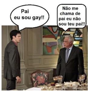 amor-c3a0-vida-Mateus solano - cc3a9sar-descobre-que-fc3a9lix-c3a9-gay-e-decide-ter-uma-conversa-sc3a9ria-com-o-filho
