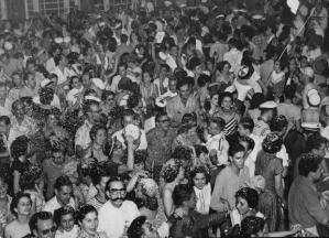 Baile de Carnaval do Clube Pinheiros 1961