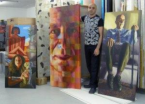 Pinturas realistas de Raphael Perez