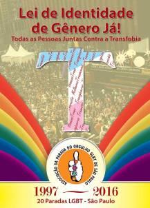 parada gay 2016