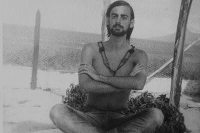 Caio Fernando Abreu, década de 1970 (Arquivo Pessoal)